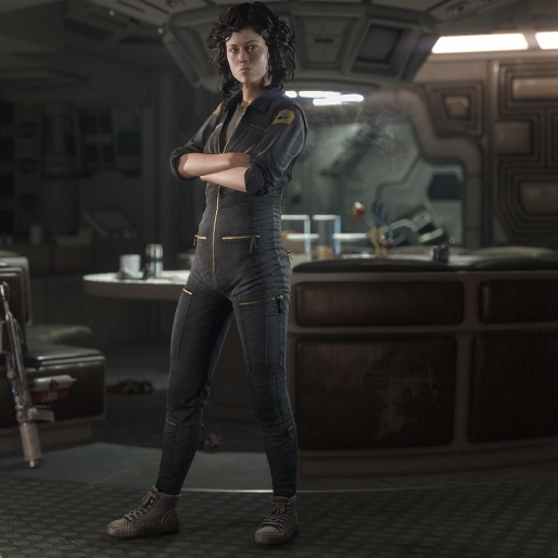 Play As Original Cast Members of <i>Alien</i> in New <i>Alien: Isolation</i> Game Pre-Order DLC