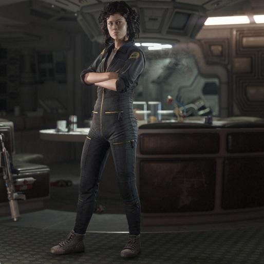 Play As Original Cast Members of <i>Alien</i> in New <i>Alien: Isolation</i> Game Pre-Order DLC