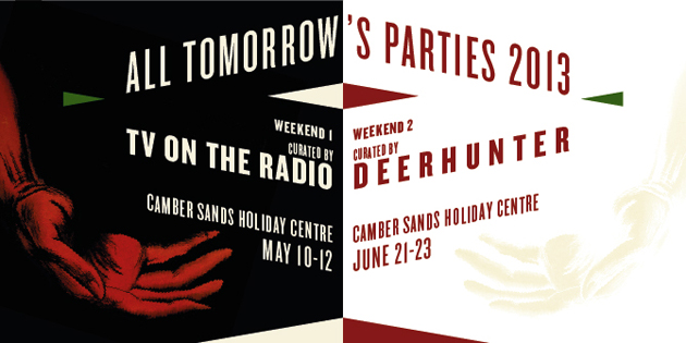 TV on the Radio, Deerhunter to Curate All Tomorrow's Parties Events