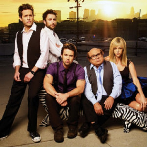 <i>It's Always Sunny</i> Gang Will Turn Your Life Around with Self-Help Book