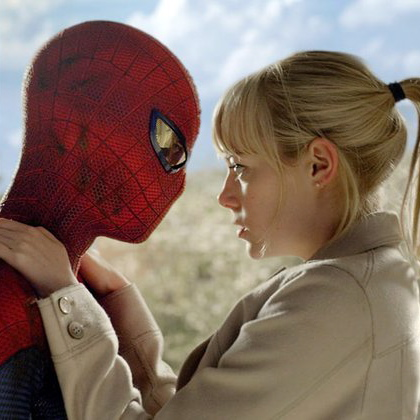 <i>The Amazing Spider-Man</i>