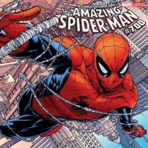 <i>Amazing Spider-Man</i> No. 700 Marks Massive Change for Comic