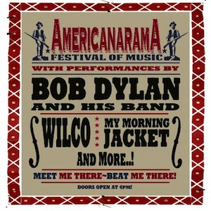 Bob Dylan, Wilco, My Morning Jacket Join Forces for AmericanaramA Tour