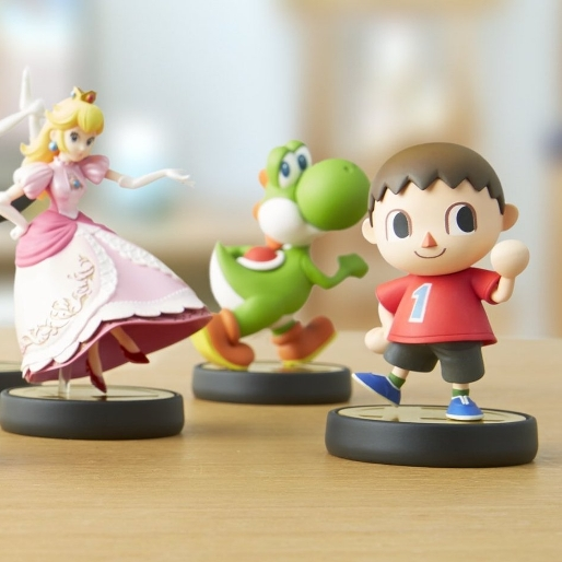 Ranking the First Wave of Nintendo Amiibos
