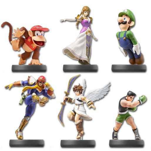 Ranking the Second Wave of Nintendo Amiibos