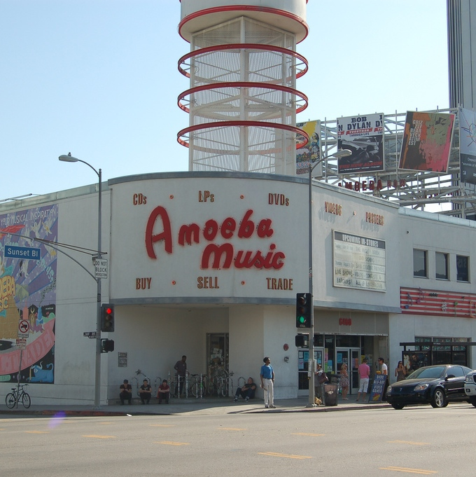 Amoeba Teams Up With Urban Outfitters