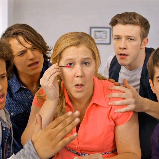 Watch Amy Schumer's Parody of One Direction