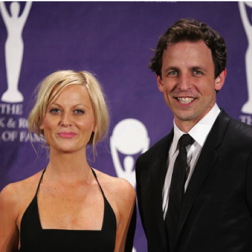 Seth Meyers and Amy Poehler Gloriously Reunite to Stand Up for Women's Sports