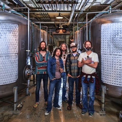 Chris Robinson (of the Black Crowes) Brews A Beer