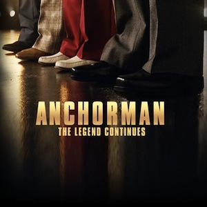 Watch the First Official Trailer for <i>Anchorman 2</i>