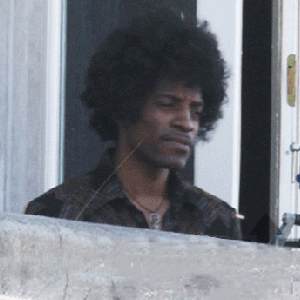 See Pictures of André 3000 as Jimi Hendrix in Upcoming Biopic