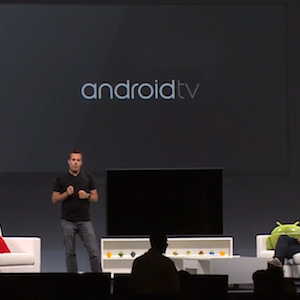 Google Officially Announces Android TV at Google I/O