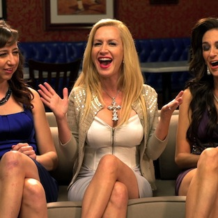 Catching Up With Angela Kinsey of <em>The Real Hotwives of Orlando</em>