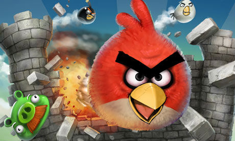 Angry Birds Movie Coming to Theaters in 2016