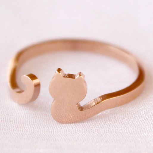 20 Cute Animal Rings Full of Character