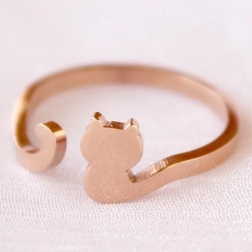 20 Cute Animal Rings Full of Character