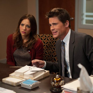 Rashida Jones, Rob Lowe to Leave <i>Parks & Recreation</i>