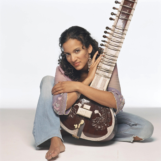 Catching Up With Anoushka Shankar