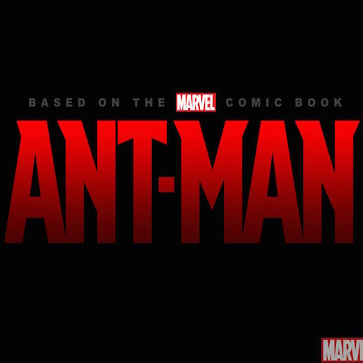 New Images of <i>Ant-Man</i> Including Villain Yellowjacket