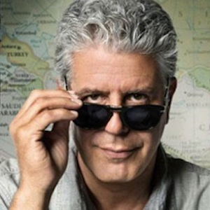 Anthony Bourdain Invests in Travel Magazine after Founder Drunkenly Emails Him