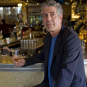 Anthony Bourdain's <i>Bone in the Throat</i> to Get Film Adaptation