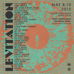 Flaming Lips, Tame Impala to Headline Austin Psych Fest's LEVITATION in 2015