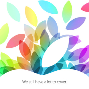 Apple's 2013 iPad Event Roundup