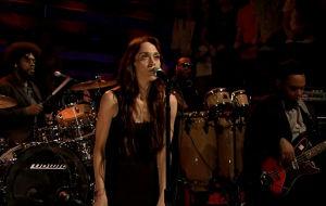 Watch Fiona Apple's <i>Fallon</i> Performance