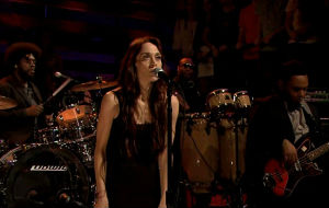 Watch Fiona Apple's <i>Fallon</i> Performance