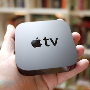 iTunes Creator Could Be Developing Apple HDTV