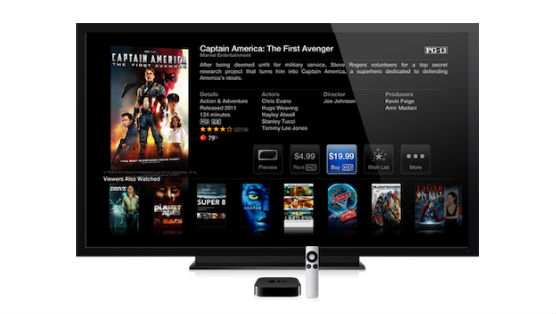 Updated Apple TV May Be Coming In Early 2014 With New iOS Integration