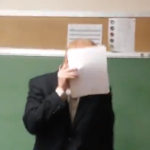 These Students Pranking Their Teacher Was The Best Thing to Happen on April Fools' Day