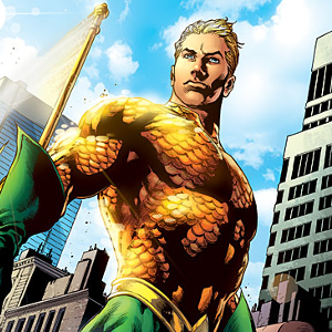 Aquaman Named 'Most Toxic Superhero' by McAfee