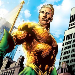 Aquaman Named 'Most Toxic Superhero' by McAfee