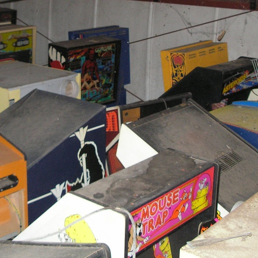 Arcade Archaeology: Saving Gaming's Relics