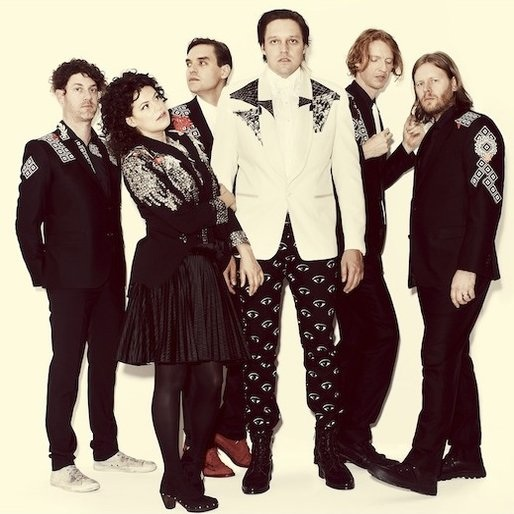 Arcade Fire Announce Documentary, <i>The Reflektor Tapes</i>