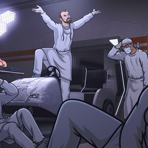 "<i>Archer</i> Review: ""Drastic Voyage: Part I"" (Episode 6.12)"