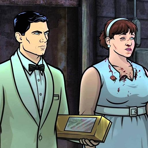 "<i>Archer</i> Review: ""Edie's Wedding"" (Episode 6.04)"