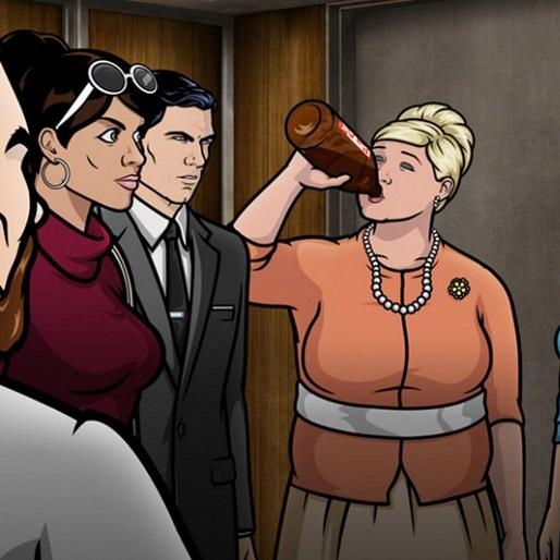 "<i>Archer</i> Review: ""Vision Quest"" (Episode 6.05)"