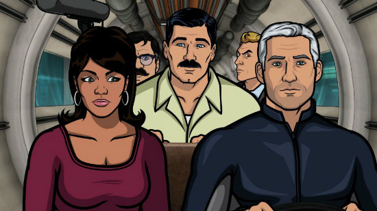 "<i>Archer</i> Review: ""Sea Tunt: Part II"" (Episode 4.13)"