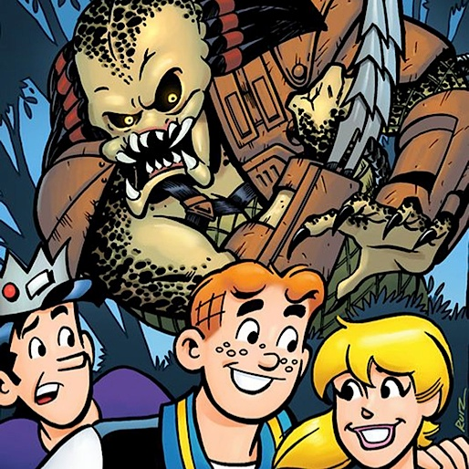 "New <i>Archie Meets Predator</i> Series Will Be ""Completely Insane"""