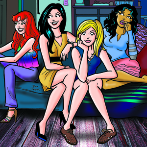 Lena Dunham to Write Archie Comics Story in 2015