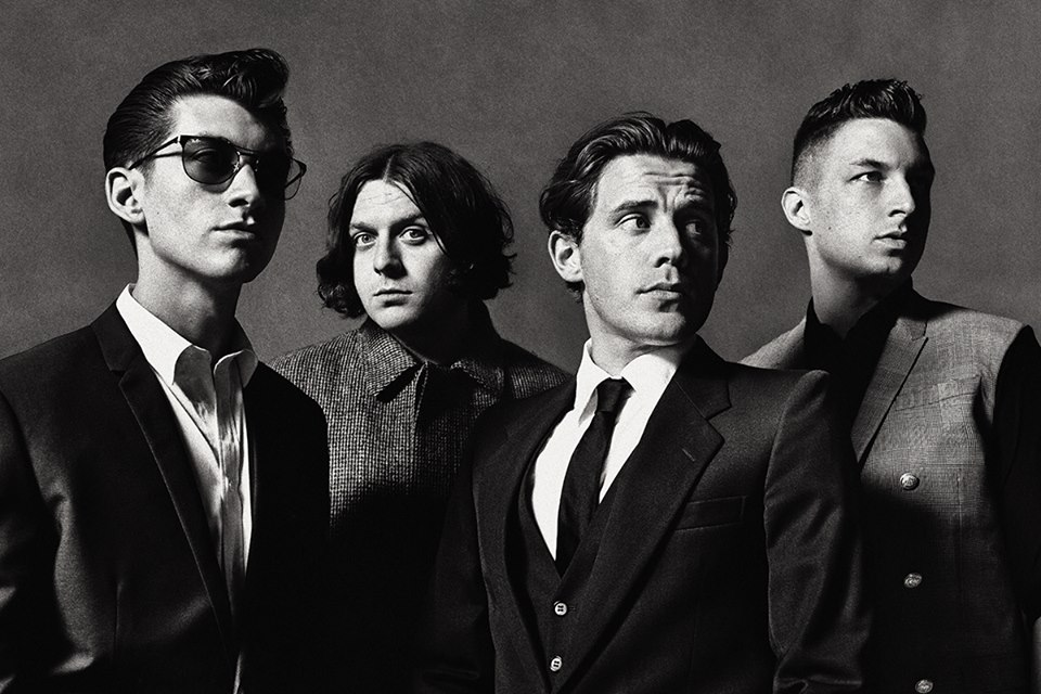 Stream Arctic Monkeys' New Album <i>AM</i>