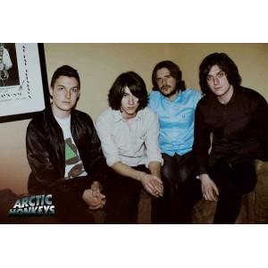 "Watch Arctic Monkeys Perform ""R U Mine?"" on <i>Conan</i>"