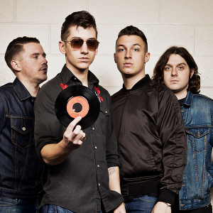 Arctic Monkeys Share Artwork for <i>AM</i>