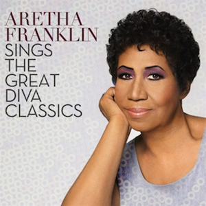Listen to Aretha Franklin's Adele Cover Off New Album <i>Aretha Franklin Sings The Great Diva Classics</i>