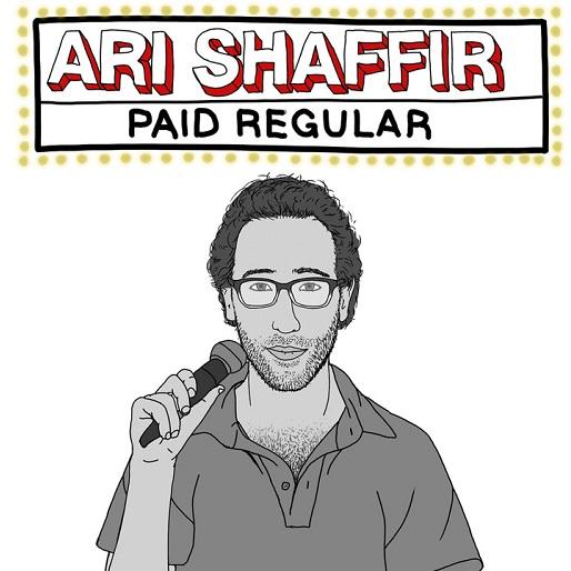 <em>Ari Shaffir: Paid Regular</em> Review