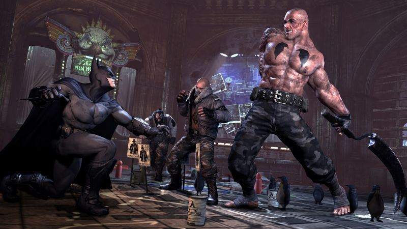 <em>Batman: Arkham Origins</em> Review (Multi-Platform)