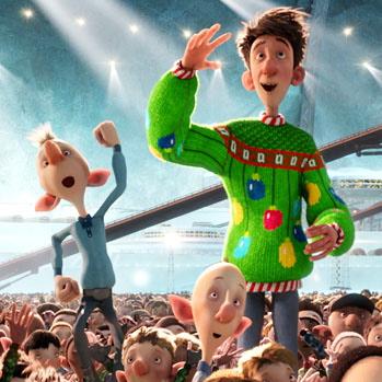 <i>Arthur Christmas</i>