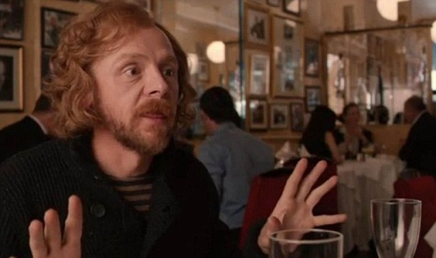 Watch the Trailer for Simon Pegg's <i>A Fantastic Fear Of Everything</i>